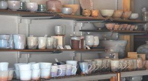 Hagiyaki Pottery