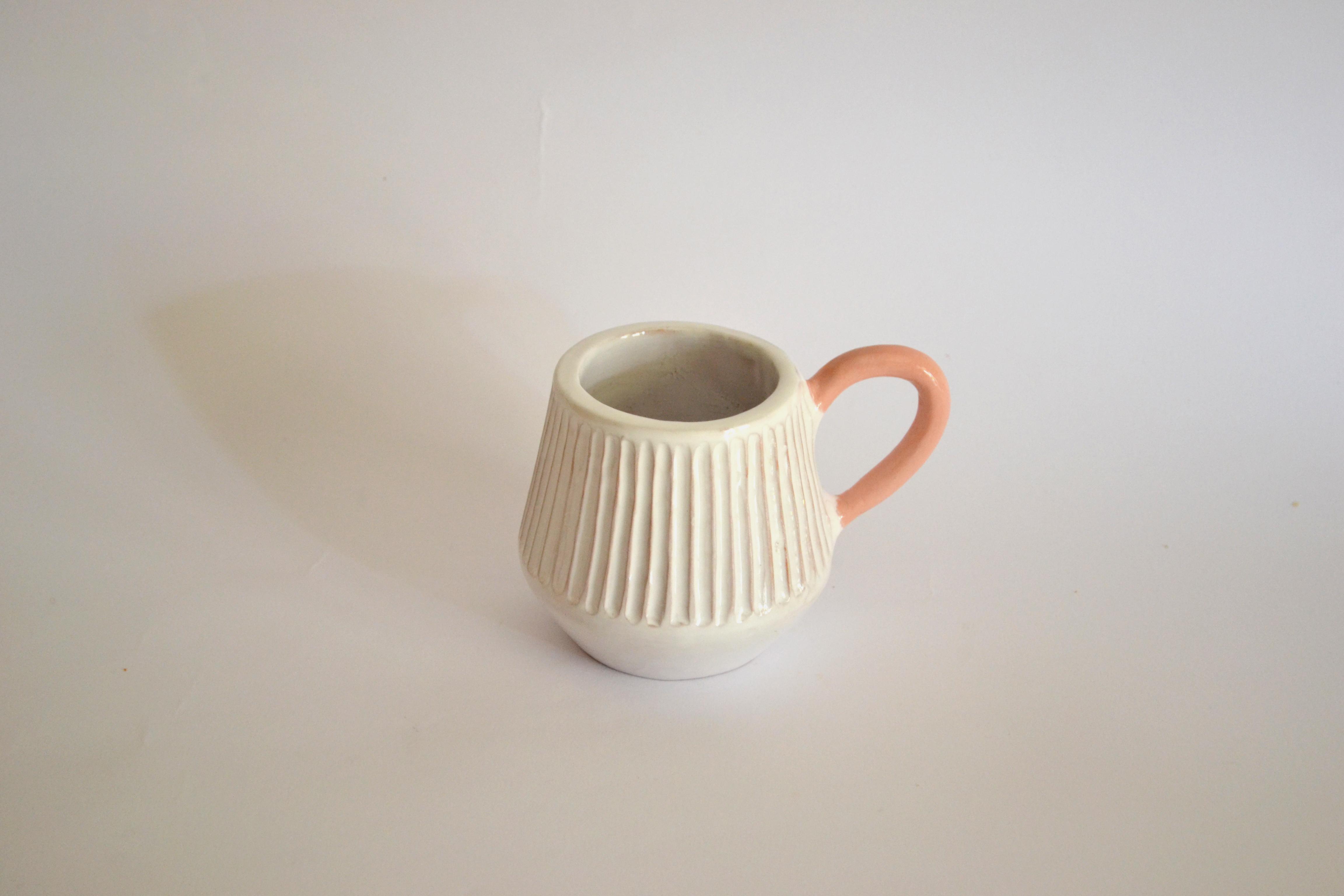 Shabby Pink Mug