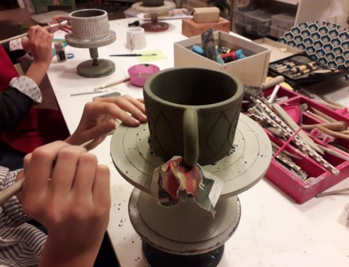 Teaching Ceramic